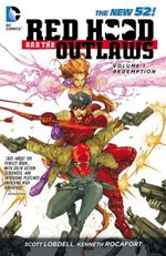 Couverture Redemption - Red Hood and the Outlaws, tome 1