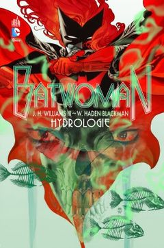 Couverture Hydrologie - Batwoman, tome 1