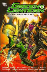 Couverture The Sinestro Corps War Vol. 2 - Green Lantern (2005), tome 5