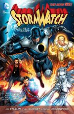 Couverture Reset - Stormwatch (2011), Vol. 4