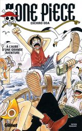 Couverture One Piece