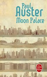 Couverture Moon Palace