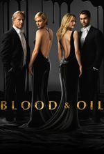 Affiche Blood & Oil