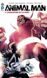 Couverture L'Évolution ou la mort - Animal Man, tome 4