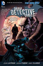 Couverture Emperor Penguin - Batman: Detective Comics (2011), tome 3