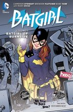 Couverture Batgirl, tome 1