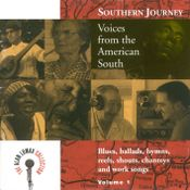 Pochette Southern Journey, Volume 1: Voices From the American South