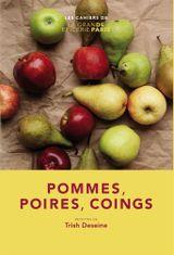 Couverture Pommes, poires, coings