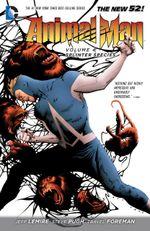 Couverture Animal Man Vol. 4: Splinter Species