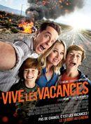 Affiche Vive les vacances