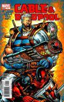 Couverture Cable & Deadpool