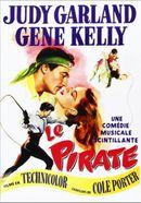 Affiche Le Pirate