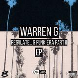 Pochette Regulate…G Funk Era Part II (EP)