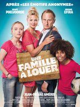 Affiche Une famille à louer