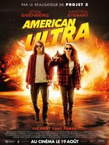 Affiche American Ultra