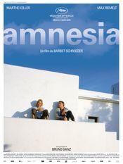 Affiche Amnesia