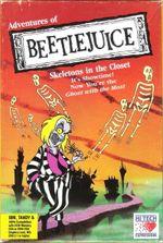 Jaquette Adventures of Beetlejuice : Skeletons in the Closet