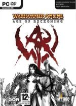 Jaquette Warhammer Online :  Age of Reckoning