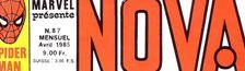 Cover Que contenait Nova magazine ?
