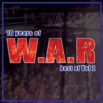 Pochette 10 Years of W.A.R: Best of Vol 2