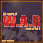Pochette 10 Years of W.A.R: Best of Vol 3: Tribe Selection