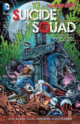 Couverture Death is for Suckers - Suicide Squad, Vol. 3