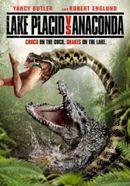 Affiche Lake Placid vs. Anaconda