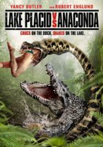Affiche Lake Placid vs. Anaconda