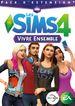 Jaquette Les Sims 4 : Vivre Ensemble