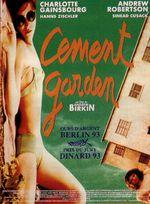 Affiche Cement Garden
