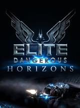 Jaquette Elite: Dangerous - Horizons