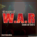 Pochette 10 Years of W.A.R: Best of Vol 4: Hard Selection