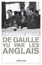 Couverture De Gaulle vu par les anglais