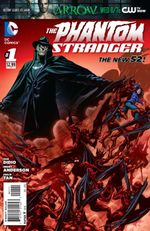Couverture The Phantom Stranger (2012 - 2014)
