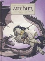 Couverture Arthur, intégrale 1 - Origines