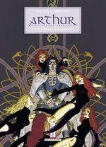 Couverture Arthur, intégrale 3