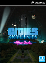Jaquette Cities: Skylines - After Dark