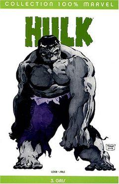 Couverture Gris - Hulk (100 % Marvel), tome 3