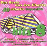 Pochette Viva Hits 8