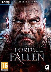 Jaquette Lords of the Fallen