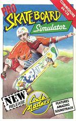 Jaquette Pro Skateboard Simulator