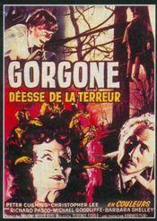 Affiche Gorgone, déesse de la terreur
