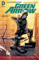 Couverture Broken - Green Arrow (2011), tome 6