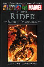 Couverture Ghost Rider - Enfer et Damnation
