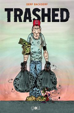 Couverture Trashed