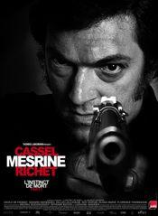 Affiche Mesrine : 1ère Partie - L'Instinct de mort