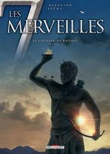 Couverture Le Colosse de Rhodes - Les 7 Merveilles, tome 7