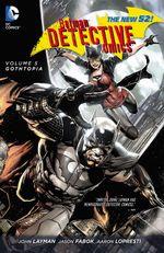 Couverture Gothtopia - Batman: Detective Comics (2011), tome 5