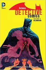 Couverture Icarus - Batman: Detective Comics (2011), tome 6