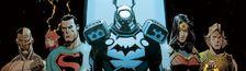 Cover Guide - Index des séries DC à partir de Juin 2015 (DC You)